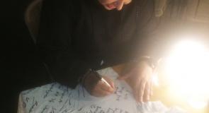 Sheikha Hesa Al Khalifa of Bahrain signing LMP t-shirt